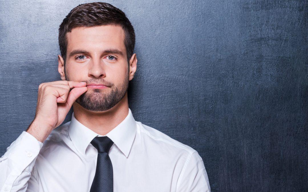 Il silenzio è il segreto paradossale per parlare bene in pubblico